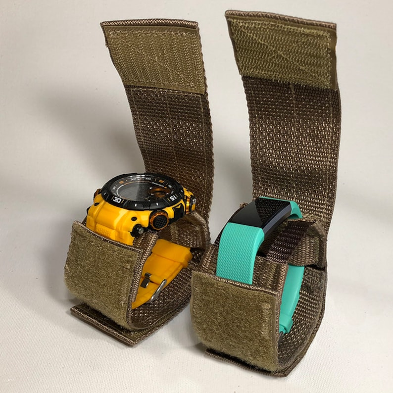 Apple Watch/Fitbit Watchband Sports Tactical Cover Strap image 0