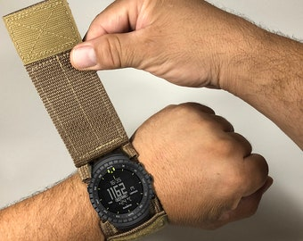 Suunto Smartwatch/Watch Watchband Sports Tactical Cover - Fits 99% of all Smartwatches and Traditional Watches - Watch Strap