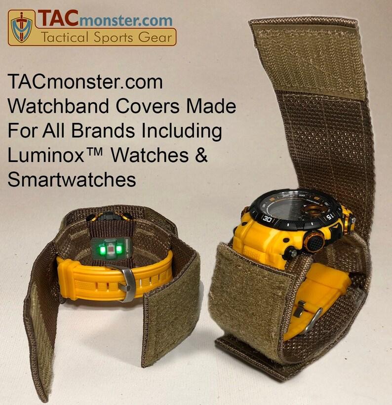 Luminox Spartan Race Watch Sport Watchband Sports Tactical Watch Cover -  NATO watch strap
