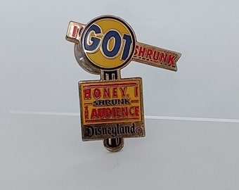 Rick Moranis Honey I Shrunk The Kids Pin Brooch Badge 90s Actor Gift