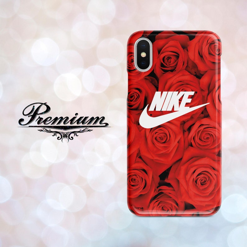 lowest price 5f9cb b2247 Inspired by Nike Phone Case iPhone 6 Plus Case Floral iPhone Case Nike  iPhone 10 Case iPod Touch 6 Nike Case Samsung S8 Case iPhone 8 Case