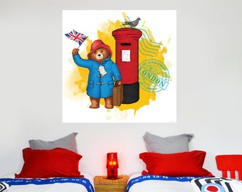 Paddington Movie Wall Sticker From Film Google Search Wall Stickers Home Decor Tree Wall Decal Nursery Wall Stickers