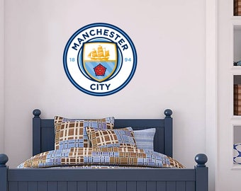 Decal LEICESTER Football FC Bedroom Poster Wall Art Sticker Glass Car Vinyl