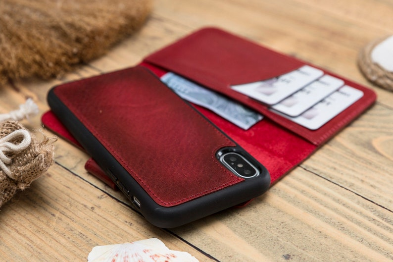 wine red iphone xs case