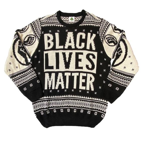 Black Lives Matter Sweater