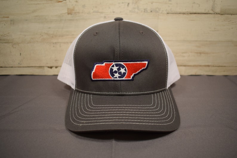 9caffc0e Embroidered Tristar   Etsy