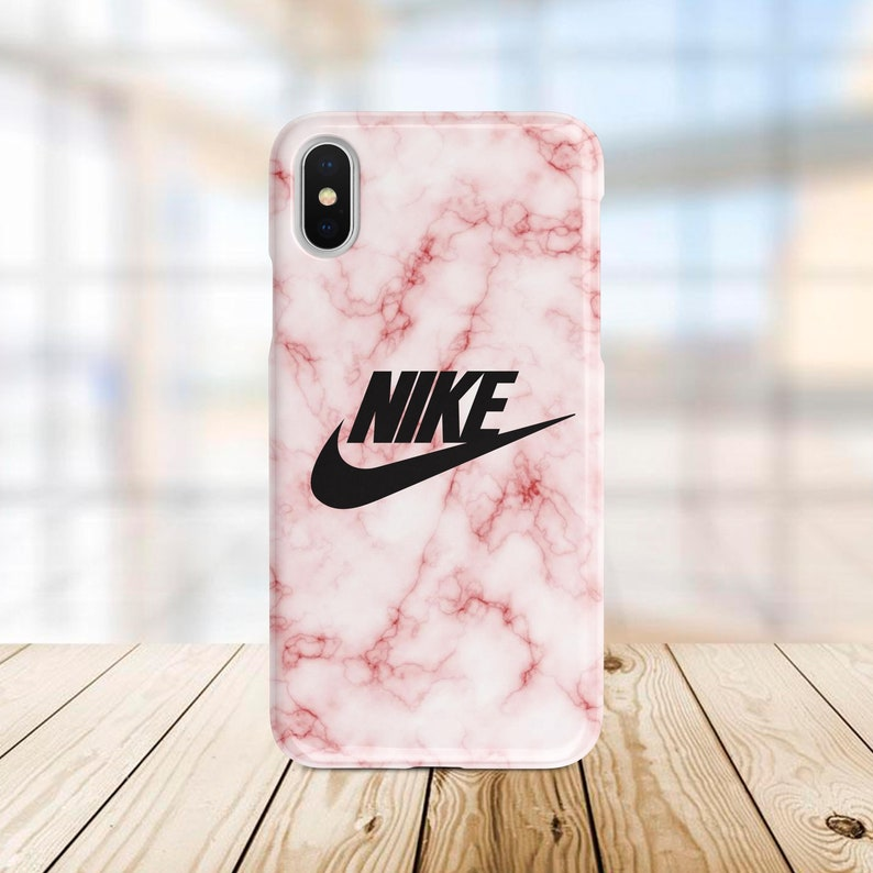 coque iphone xr nike silicone