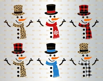 40% off SNOWMAN clipart winter holiday christmas cute snow people Instant  Download : Commercial Use Snowmen | Snowman clipart, Clip art, Xmas crafts