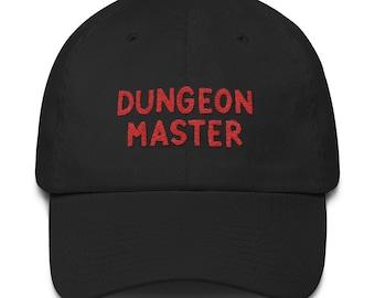 c86893cf1d81f Dungeon Master Baseball Cap