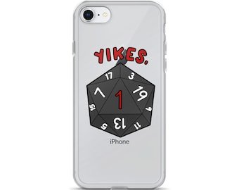 """Critical Fail """"Yikes"""" iPhone Case 