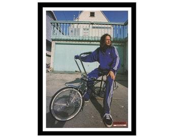 fbfa6292cd Korn Original Rock Music Framed Advert Poster Picture A4