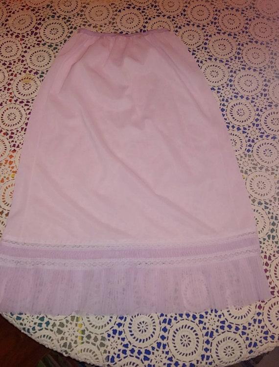 Vintage 1950s Half slip/petticoat