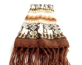 cac048d12a7 NEW - Peruvian Alpaca Wool Scarf