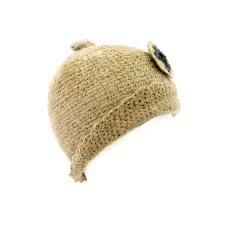 bbc8ec64b32 Alpaca Wool Hat   Handknitted in Peru