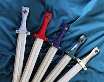 Viking Sword | Children's Sword | Wooden Toy | Wooden Broad Sword