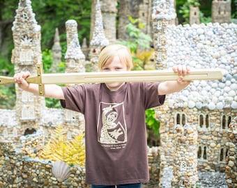 Great Sword | Wooden Toy | Children's Sword | Children's Claymore | 2-Handed Sword