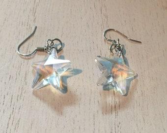 Festival Star Earrings