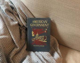 Ebook government magruders american