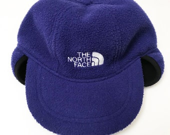 a17c2929718 Vintage North face windstopper blue fleeac hat. YouLostIFound. 5 out of ...