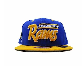 88a61e2f6f2 Los Angeles Rams 9Fifty Snapback Hat