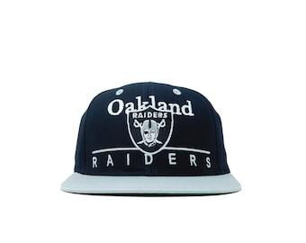 2ac205d413a Oakland Raiders Snapback Hat