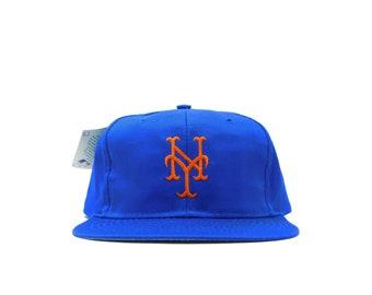 Vintage New York Mets Snapback Hat 3a414464217a