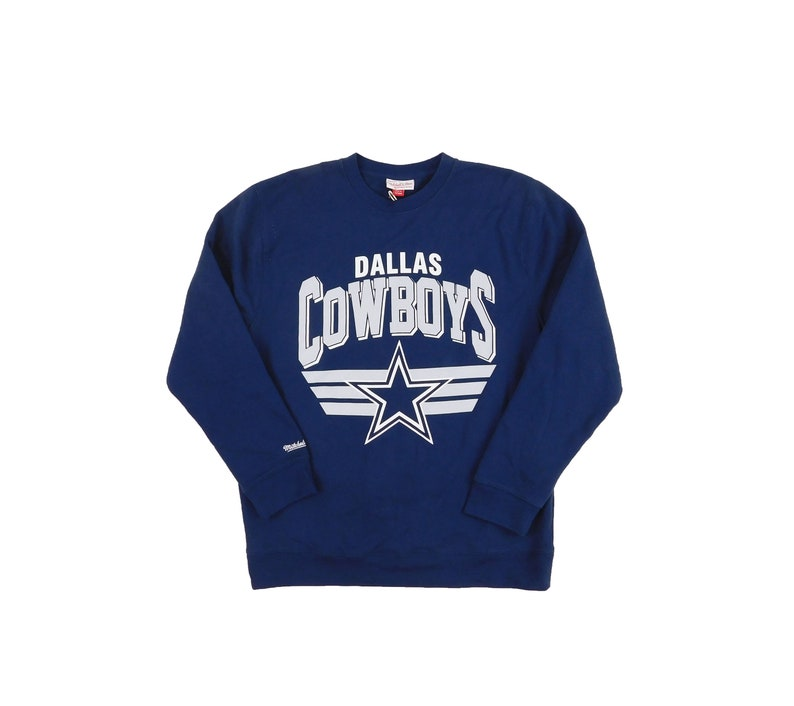 on sale 17129 09834 Dallas Cowboys Crew Neck Sweatshirt