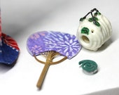 Katoributa mosquito repellent, for Pullip, blythe, bjd, dolls 1/6, hand made fimo, Japanese miniature