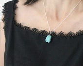 Easter Macaron necklace, jewel minimalist Macaron