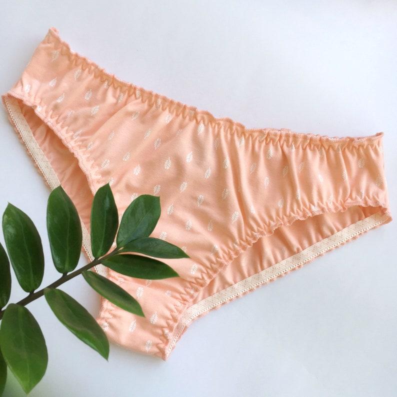 Cotton panties sexy underwear organic lingerie cotton image 0