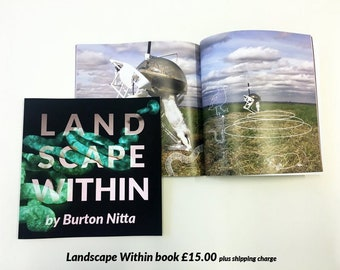 After... Landscape Within Book: Artist illustrations and photographs of artworks