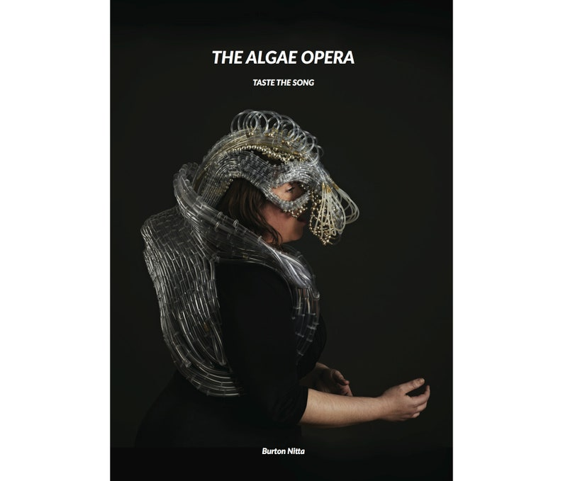 The Algae Opera catalogue /  programme image 0