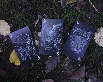 3 Reality Coach cards, randomly chosen from the Reality Coach LOOM set