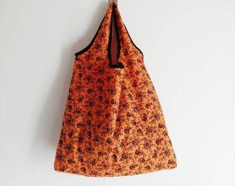 Vintage train handmade bag Strong Ideal Gift Craft Lightweight reusable purse