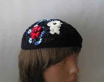 3934630b0 Chanel beret | Etsy