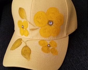 42cb862a6e782 Bling Baseball Cap Ladies Baseball Hat