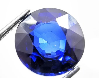 7.30Ct Natural Star Sapphire Gemstone Star Sapphire Cabochon 6 Ray Star Sapphire Gems Loose Sapphire Cabs For Jewelry Making Sapphire Cabs