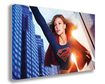 Home & Garden Kitchen, Dining & Bar Supergirl Melissa Benoist Bottle Opener