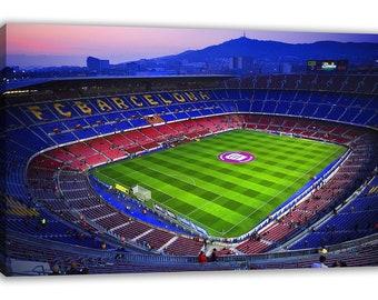 Stade Modèle Camp Etsy Fc Brique Barcelone De Nou 5yvqfxFFBw