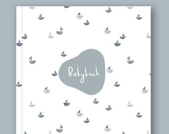 Babybuch - Babytagebuch - Mein erstes Jahr - Meer