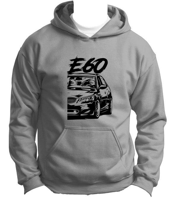 NEW BMW E60 Hoodie Hoody Hooded Sweatshirt Jumper Pullover
