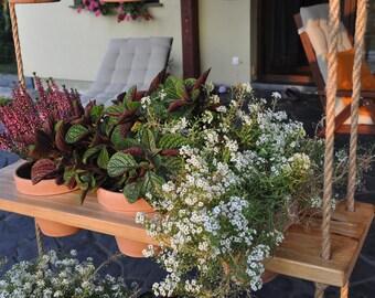 Balcony Wooden Mats Etsy