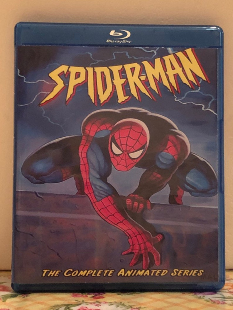 Spiderman the animated series 1994 complete series