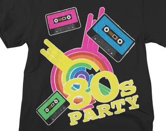0206be63881 I Love The 80s Party T-Shirt Funny Retro Lovers Gift Idea For Men - Make  Your Family Happy With This Shirt