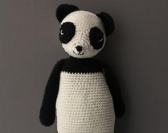 Como Fazer Panda Amigurumi de Croche - Receitas Passo a Passo Para ... | 270x340