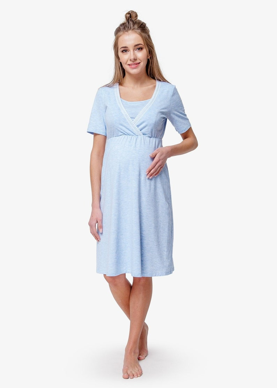 d6df268427 Breastfeeding nightie Nursing nightwear Nursing nightie