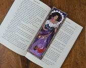 Esmeralda Bookmark, Disney Princess, Hunchback of the Notre Dame, Topsy Turvy Gypsy