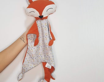 Drink blanket. Handmade doll, made with soft fabric. Ideal to give to newborns. Toy for boy and girl, handmade. Handmade