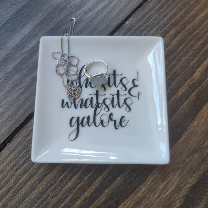 Wedding Ring Dish Engagement Ring Dish Ring Dish Wedding Gift Birthday Gift Graduation Gift Bridal Shower Gift