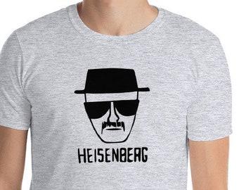 c880a6184 Breaking bad, breaking bad shirt, walter white, walt disney, jesse pinkman  Short-Sleeve Unisex T-Shirt